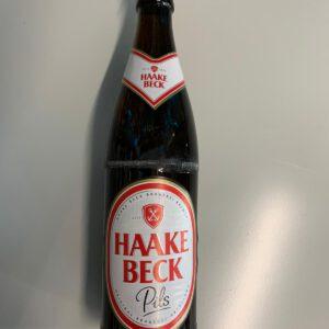 Haake Beck Flasche