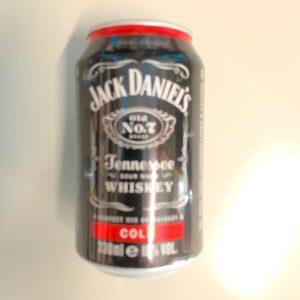 Mixgetränke 0,33L (Jim Beam, Jack Daniel etc.) inkl. Pfand 0,25€