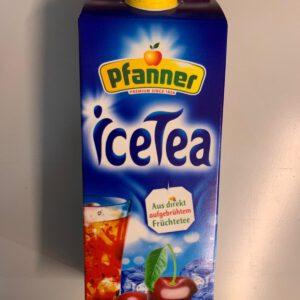 Pfanner Eistee 2L