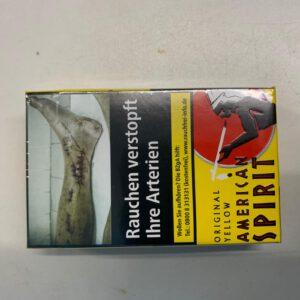 American Spirit Zigaretten (versch. Sorten)