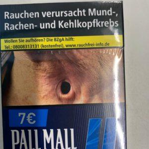 Pall Mall Blau